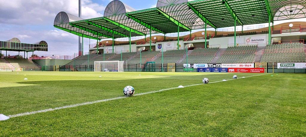 eWinner 2 Liga: GKS Bełchatów wyszedł na zero - Zdjęcie główne