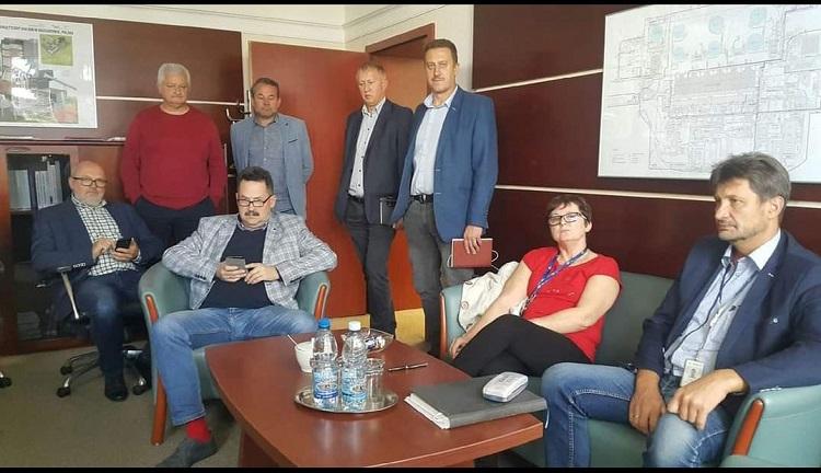 Związkowcy okupują gabinet dyrektora elektrowni Bełchatów. Jaki jest powód?  - Zdjęcie główne