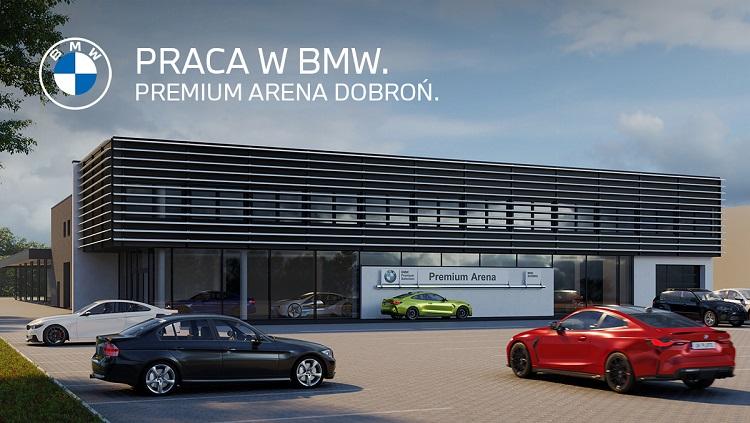 Oferty pracy w nowym salonie BMW. Zobacz kogo szukają! - Zdjęcie główne