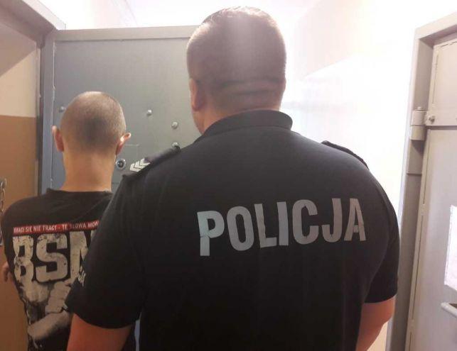 Złodziejski duet w rękach bełchatowskich policjantów - Zdjęcie główne