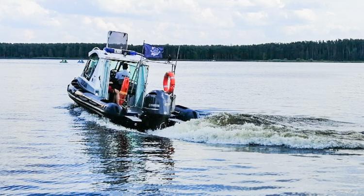 Nurkowie z Bełchatowa w kolejnej akcji poszukiwawczej. Rano wyłowiono ciało mężczyzny - Zdjęcie główne