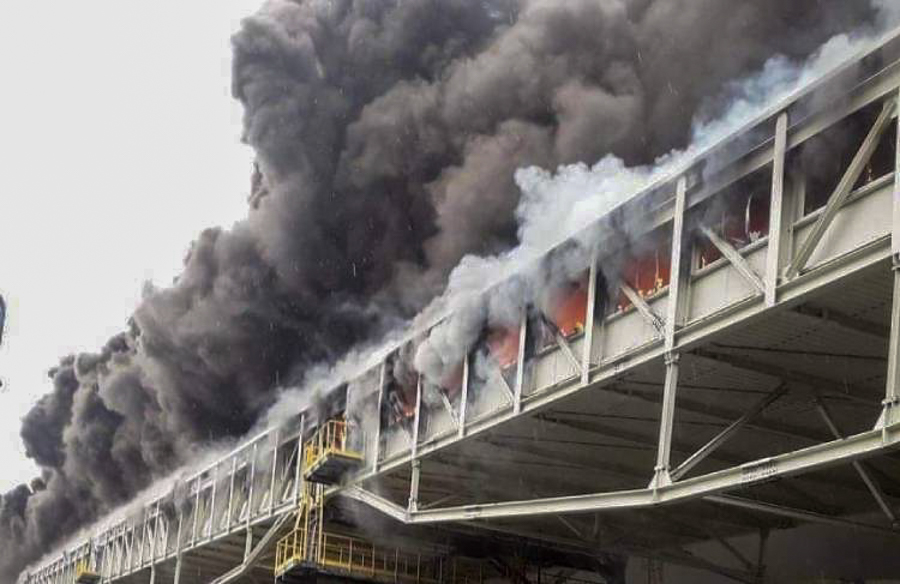 Jak wygląda sytuacja po pożarze w Elektrowni Bełchatów? Komisja ma pierwsze wnioski - Zdjęcie główne