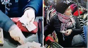 Tak się kradnie w Bełchatowie! Właścicielka butiku pokazała film z monitoringu - Zdjęcie główne