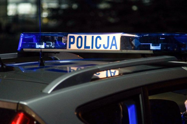 Zatrzymali mercedesa przed szlabanem w Rogowcu. Po chwili na miejscu była już policja - Zdjęcie główne