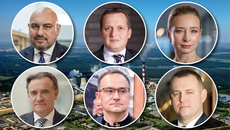 W PGE GiEK jak na karuzeli, sześciu prezesów w 11 lat! Zobacz, jak zmieniali się szefowie koncernu - Zdjęcie główne