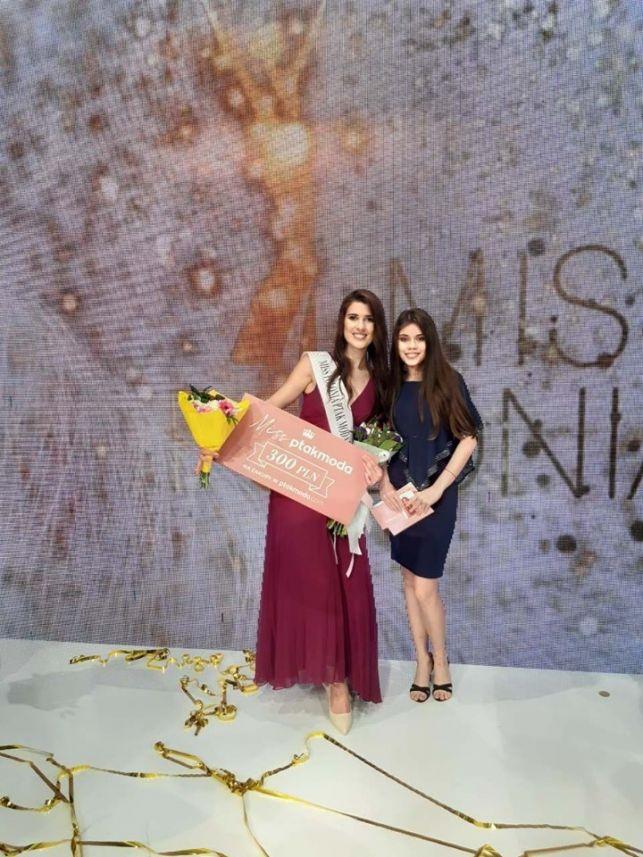 Znamy Miss Polonia naszego województwa. Sukces Kseni Keter z Bełchatowa [VIDEO] [FOTO] - Zdjęcie główne