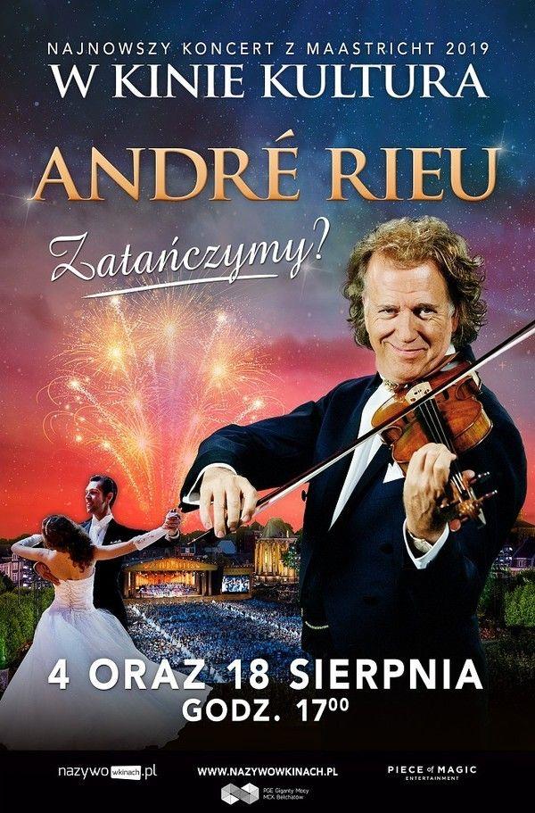 """Koncert Andre Rieu pt. ,,Zatańczymy?"""" - Zdjęcie główne"""