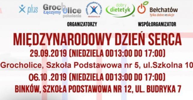 """Bezpłatne badania w Bełchatowie w ramach """"Międzynarodowego Dnia Serca"""" - Zdjęcie główne"""