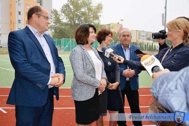 """Zakończyła się budowa obiektów sportowych przy """"Bronku"""" [FOTO] - Zdjęcie główne"""