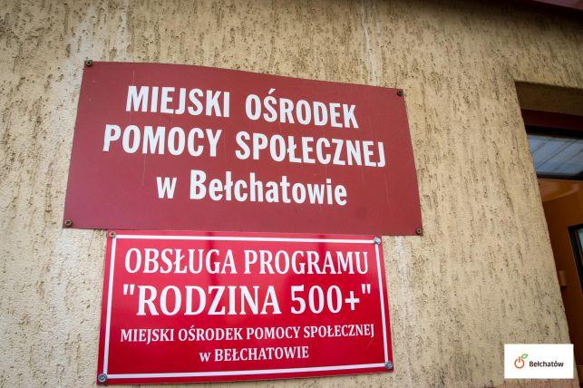 Już ponad 4000 wniosków. W Bełchatowie ruszyły wypłaty - Zdjęcie główne