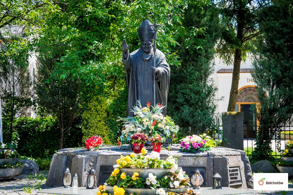Dni Papieskie w Bełchatowie. Będą kremówki, koncerty i modlitwa - Zdjęcie główne
