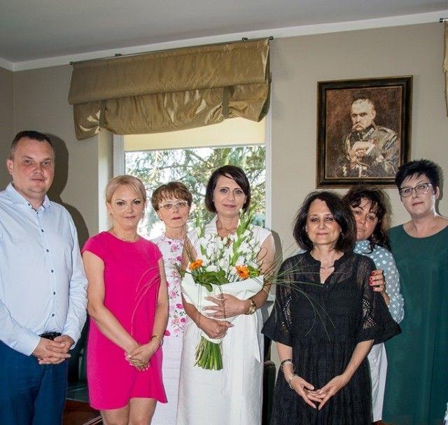 Nowi dyrektorzy szkół i przedszkola w Bełchatowie - Zdjęcie główne