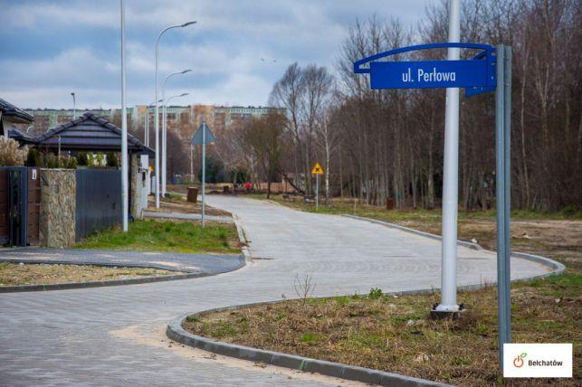 Zakończono remonty sześciu bełchatowskich ulic - Zdjęcie główne