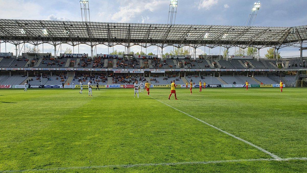 FORTUNA 1 Liga: GKS bez szans w starciu z Koroną - Zdjęcie główne