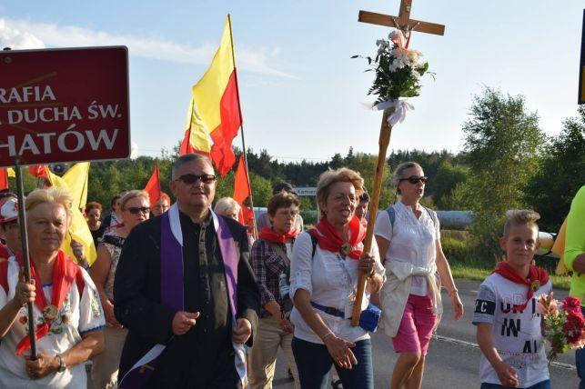 Jutro pielgrzymi wyruszą z Bełchatowa - Zdjęcie główne