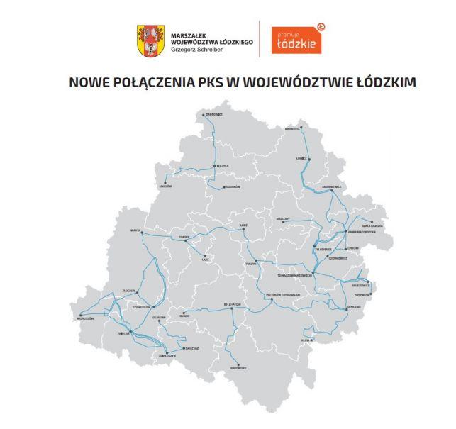 Nowe połączenia PKS. Gdzie dojedziemy z Bełchatowa? Znamy rozpiski godzinowe - Zdjęcie główne