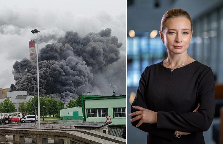 Poleciały głowy za pożar w bełchatowskiej elektrowni. Prezes PGE GiEK na komisji sejmowej - Zdjęcie główne