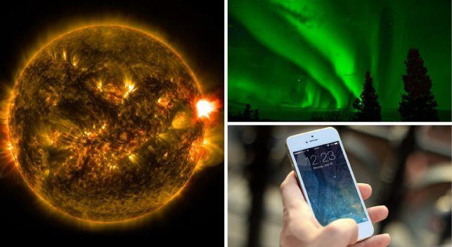 Nadchodzi burza słoneczna! Możliwie piękne widoki i problemy z wariującą elektroniką - Zdjęcie główne