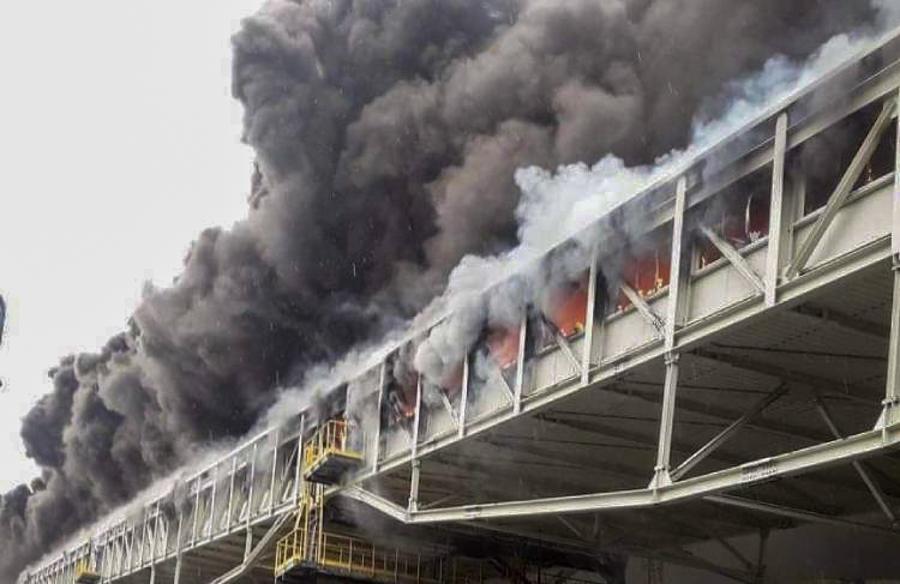 Wreszcie dobre wieści po pożarze w bełchatowskiej elektrowni.  ''Dostawy węgla zostały przywrócone'' - Zdjęcie główne