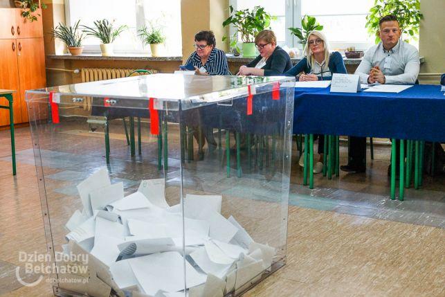 Wybory 2019. Znamy ostateczne wyniki z powiatu bełchatowskiego. PiS miażdży konkurentów - Zdjęcie główne