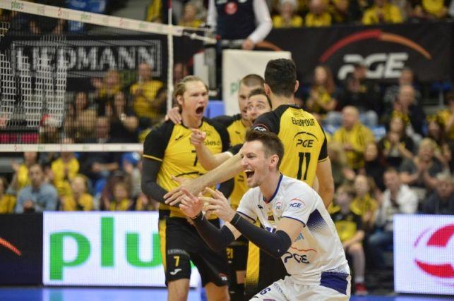Gładkie zwycięstwo żółto-czarnych po świetnym meczu - Zdjęcie główne