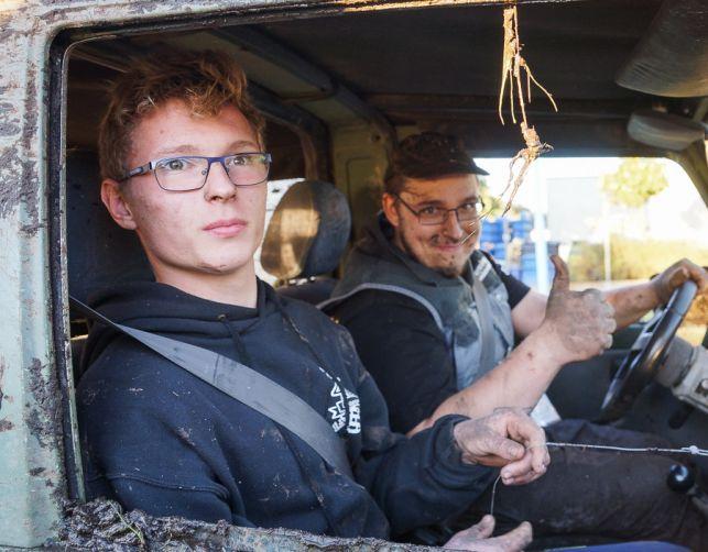 Będą jeździć po bagnach i... zbierać śmieci w lasach. Przed nami Wyrowisko 2019 - Zdjęcie główne