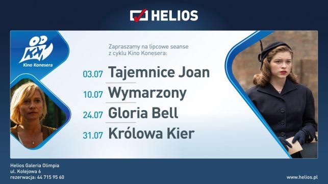 Kino Konesera - HELIOS Bełchatów - Zdjęcie główne