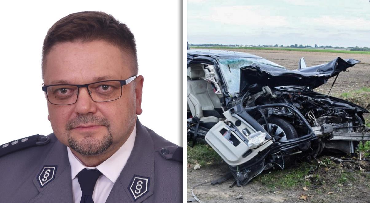 Bełchatowska komenda apeluje o pomoc. Policjant walczy o życie - Zdjęcie główne