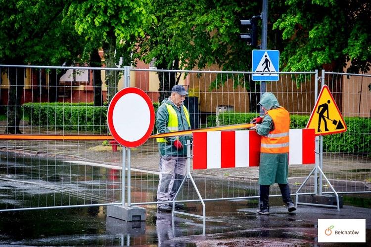 Uwaga kierowcy! Zamknięta droga w centrum. Rozpoczął się remont ulicy Kwiatowej [FOTO]  - Zdjęcie główne