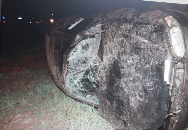 Wiadomo dlaczego kierowca zginął, a pasażerka wyszła bez szwanku. Nowe informacje w sprawie śmiertelnego wypadku pod Zelowem - Zdjęcie główne