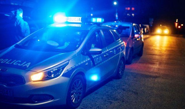 Po sąsiedzku: Kompletnie pijany policjant spowodował kolizję - Zdjęcie główne