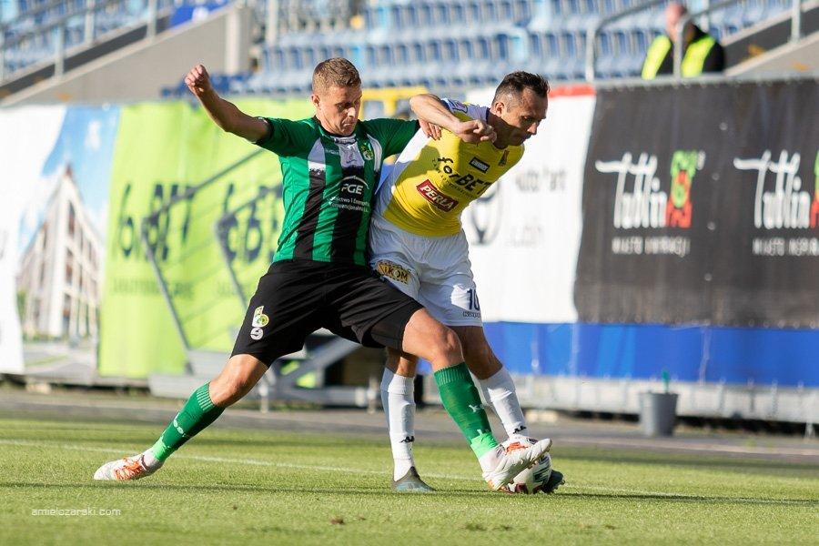 eWinner 2 Liga: GKS Bełchatów stracił punkt w ostatnich sekundach! - Zdjęcie główne