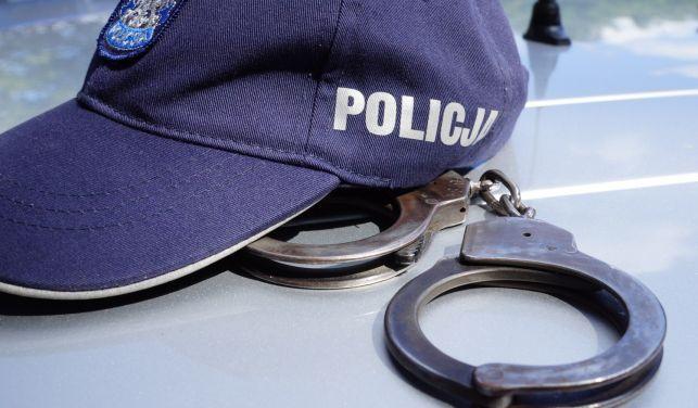 Złodziej w rękach policjantów z Bełchatowa - Zdjęcie główne