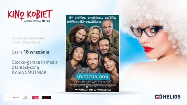 Kino Kobiet w kinie HELIOS Bełchatów - Zdjęcie główne
