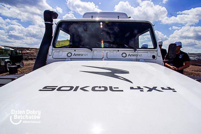 Elektryczne cacko ze starego gruchota. Jedyny taki samochód w Polsce na testach w bełchatowskiej kopalni [FOTO][VIDEO] - Zdjęcie główne