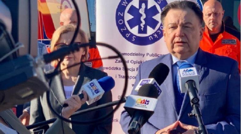 Sytuacja w Wojewódzkim Szpitalu w Płocku zostanie opanowana? Struzik: Jest dobra wola z obu stron - Zdjęcie główne