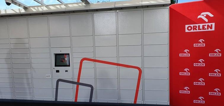 Automaty paczkowe ORLENU już działają. Także w Płocku [WIDEO] - Zdjęcie główne