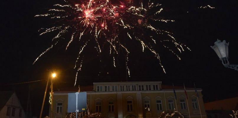 Gostynin powitał Nowy Rok - Zdjęcie główne