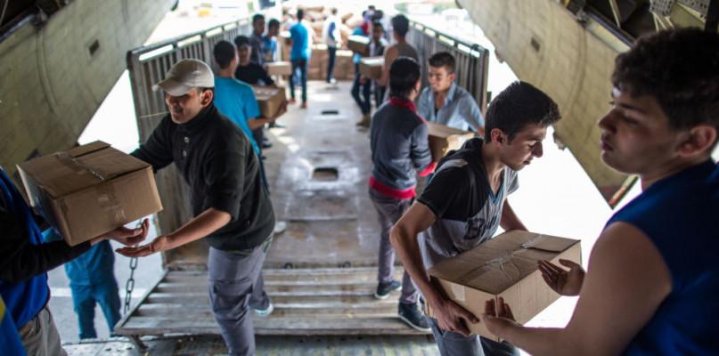 Mazowsze pomaga Syrii - Zdjęcie główne
