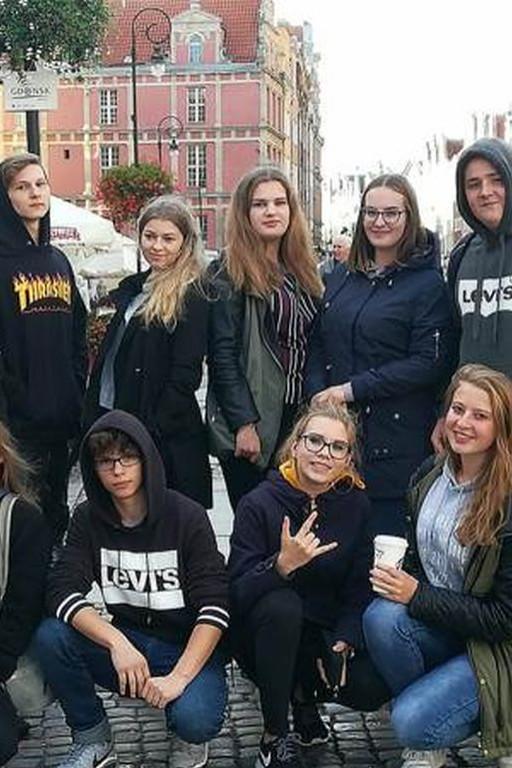 Gostynińscy licealiści zwiedzili Trójmiasto - Zdjęcie główne