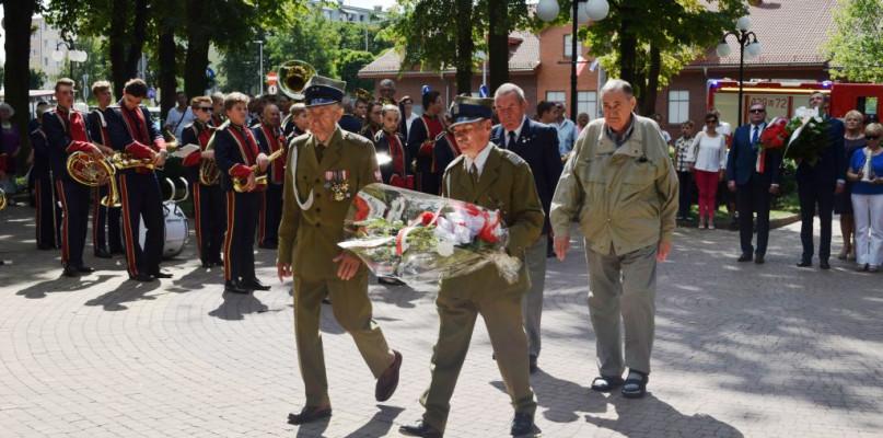 Gostynin upamiętnił 99. rocznicę Cudu nad Wisłą - Zdjęcie główne