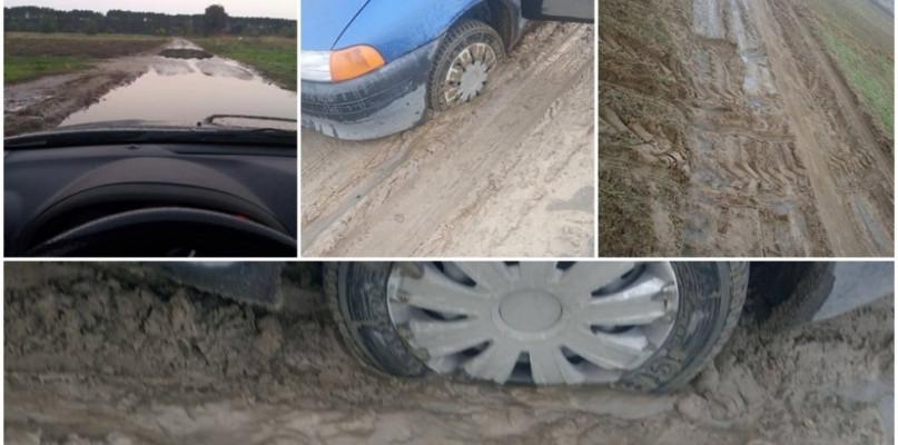 Feralna droga w Gorzewie: urzędnicy odpowiadają - Zdjęcie główne