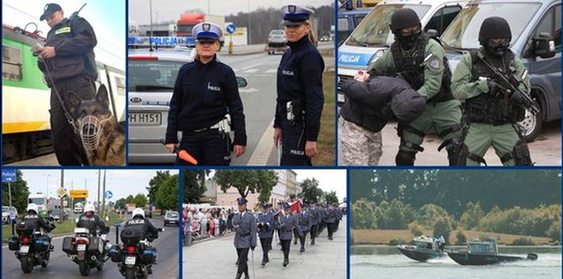 """""""Zawód dla ludzi z pasją"""". Jak zostać policjantem?  - Zdjęcie główne"""