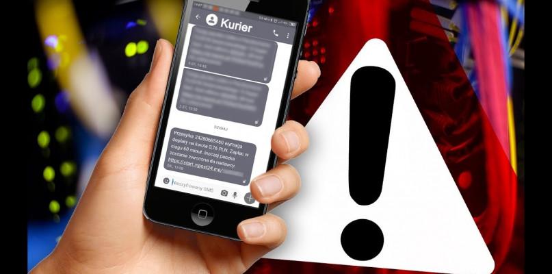 Dostałeś SMS-a o przesyłce? Koniecznie go usuń, to atak oszustów! - Zdjęcie główne