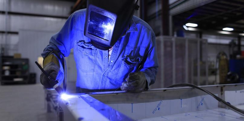 Procesy spawania aluminium - Zdjęcie główne