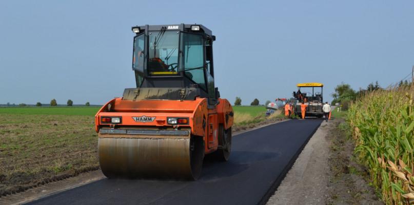 Gminne drogi w przebudowie - pacyńskie wsie doczekały się remontu - Zdjęcie główne