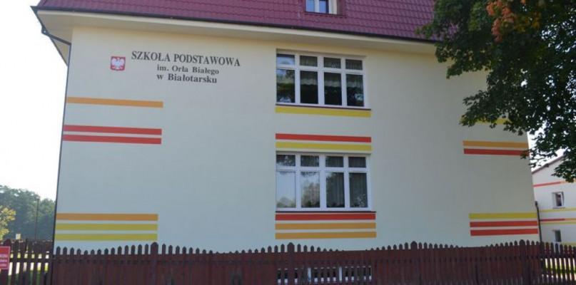 Szkoła Podstawowa w Białotarsku otrzymała imię Orła Białego - Zdjęcie główne