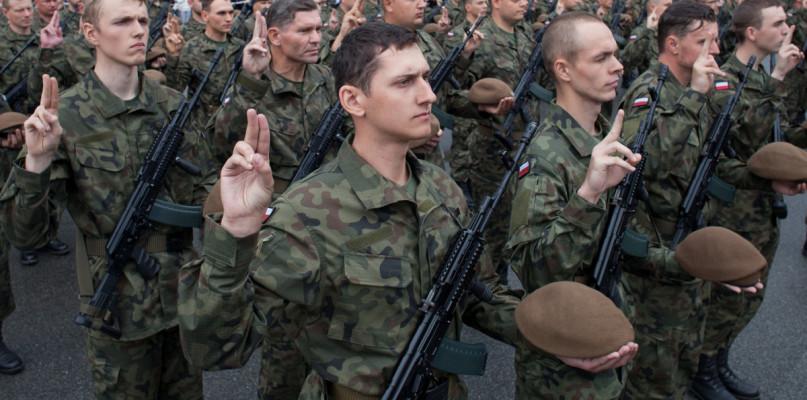 Terytorialsi złożyli przysięgę w Sierpcu - Zdjęcie główne