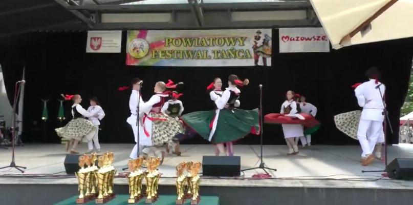 Powiatowy Festiwal Tańca Sanniki - finał najlepszy z najlepszych - Zdjęcie główne
