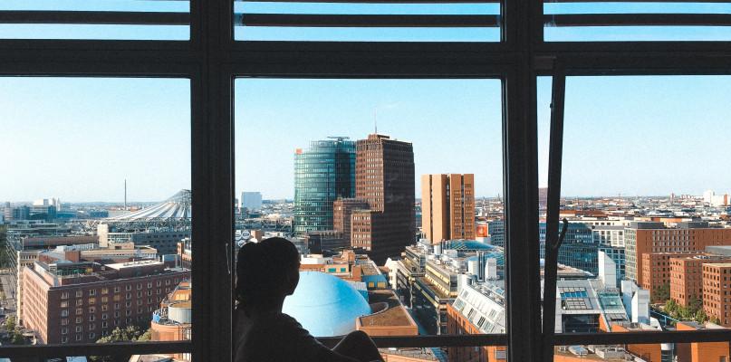 Dlaczego warto mieszkać w dużym mieście? - Zdjęcie główne